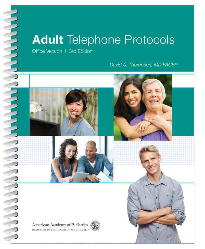 Adult Telephone Protocols By Thompson, David A.